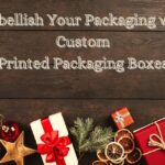 Custom Printed Packaging Boxes