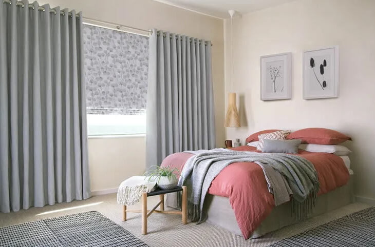 Curtains and Blind